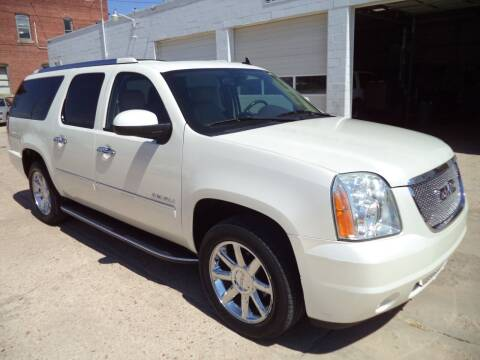2011 GMC Yukon XL for sale at Apex Auto Sales in Coldwater KS