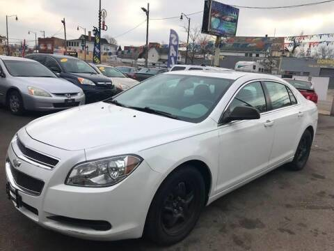 2011 Chevrolet Malibu for sale at Global Auto Finance & Lease INC in Maywood IL