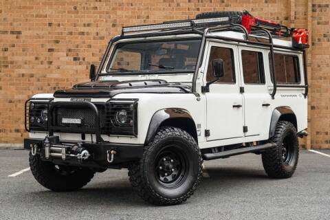 1990 Land Rover Defender for sale at Vantage Auto Group - Vantage Auto Wholesale in Moonachie NJ