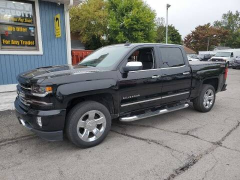2017 Chevrolet Silverado 1500 for sale at CItywide Auto Credit in Oregon OH