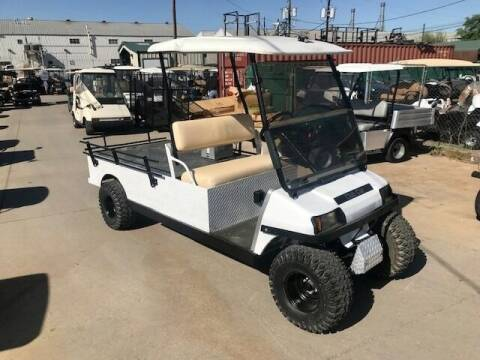 2006 Club Car Electric 6' Flatbed with Lift for sale at METRO GOLF CARS INC in Fort Worth TX