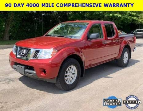 2018 Nissan Frontier for sale at PHIL SMITH AUTOMOTIVE GROUP - Tallahassee Ford Lincoln in Tallahassee FL