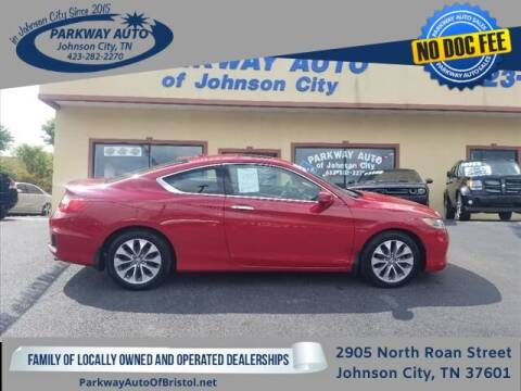 2014 Honda Accord for sale at PARKWAY AUTO SALES OF BRISTOL - PARKWAY AUTO JOHNSON CITY in Johnson City TN