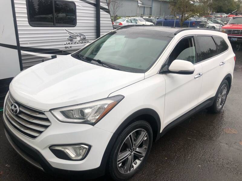 2013 Hyundai Santa Fe for sale at Blue Line Auto Group in Portland OR