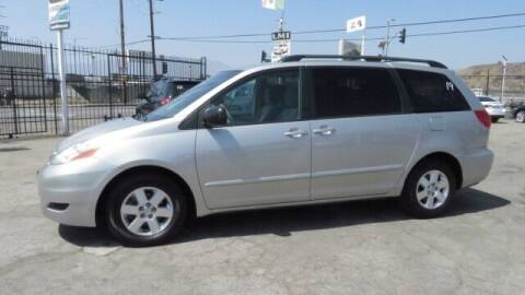 2009 Toyota Sienna for sale at Luxor Motors Inc in Pacoima CA