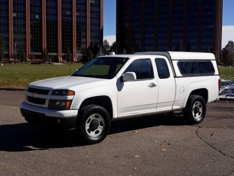 2012 Chevrolet Colorado for sale at Pammi Motors in Glendale CO