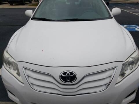 2011 Toyota Camry for sale at Lou Sobh Kia in Cumming GA