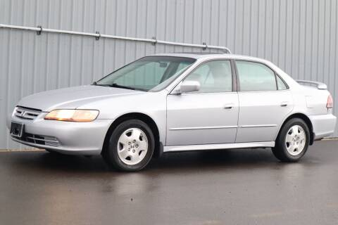 2002 Honda Accord for sale at Overland Automotive in Hillsboro OR