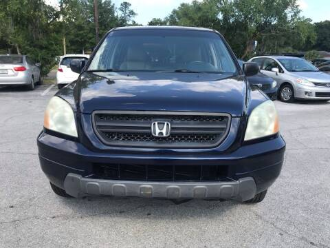 2004 Honda Pilot for sale at Popular Imports Auto Sales in Gainesville FL