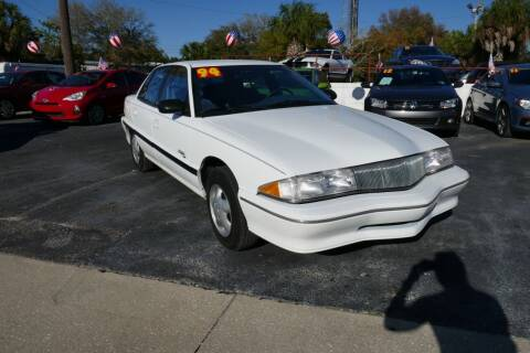 1994 Buick Skylark for sale at J Linn Motors in Clearwater FL