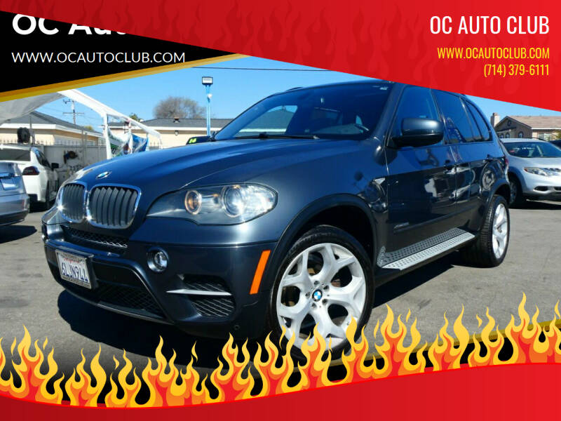2011 BMW X5 for sale at OC Auto Club in Midway City CA