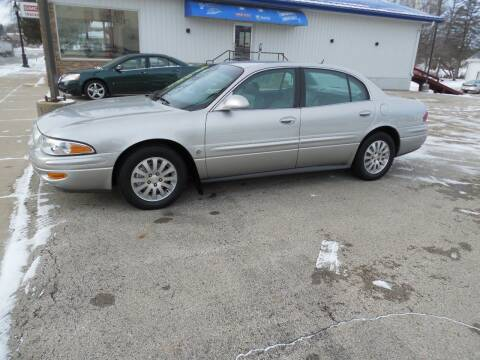 2005 Buick LeSabre for sale at Streich Motors Inc in Fox Lake WI