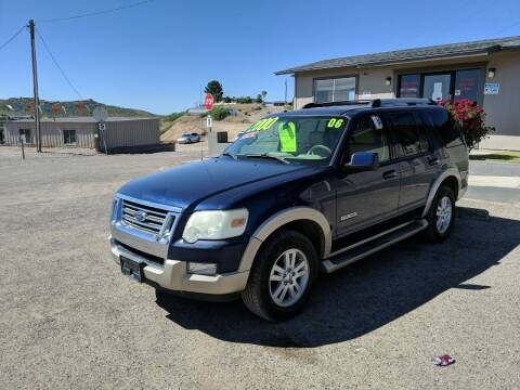 2006 Ford Explorer for sale at Hilltop Motors in Globe AZ