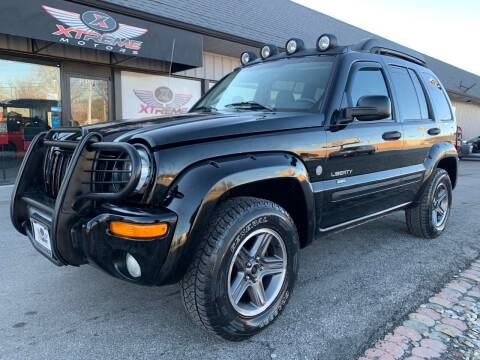 2004 Jeep Liberty for sale at Xtreme Motors Inc. in Indianapolis IN