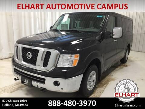2021 Nissan NV Passenger for sale at Elhart Automotive Campus in Holland MI