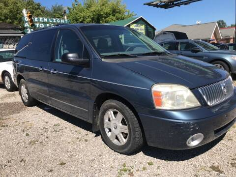 2004 Mercury Monterey for sale at GREENLIGHT AUTO SALES in Akron OH