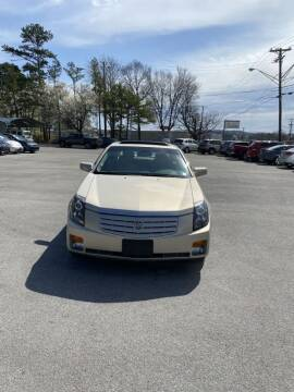 2007 Cadillac CTS for sale at Elite Motors in Knoxville TN