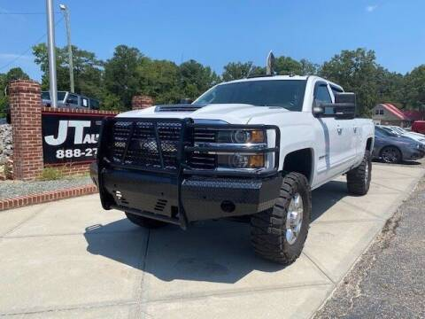 2018 Chevrolet Silverado 2500HD for sale at J T Auto Group in Sanford NC