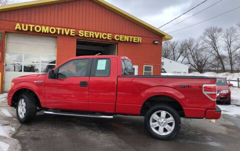 2010 Ford F-150 for sale at ASC Auto Sales in Marcy NY