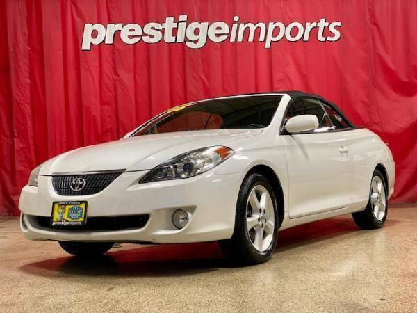 2005 Toyota Camry Solara for sale at Prestige Imports in Saint Charles IL