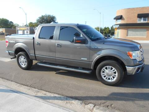 2013 Ford F-150 for sale at Creighton Auto & Body Shop in Creighton NE
