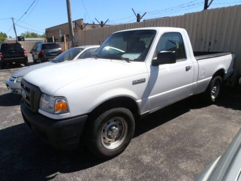 2006 Ford Ranger for sale at A-Auto Luxury Motorsports in Milwaukee WI