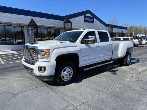 2017 GMC Sierra 3500HD for sale at Impex Auto Sales in Greensboro NC