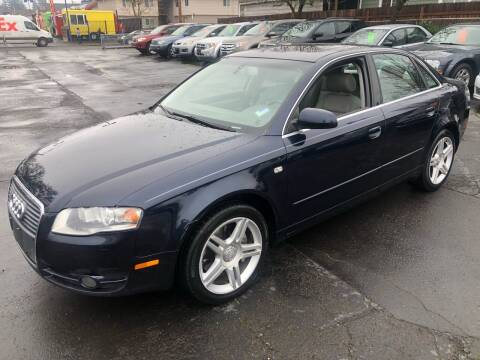 2007 Audi A4 for sale at Blue Line Auto Group in Portland OR