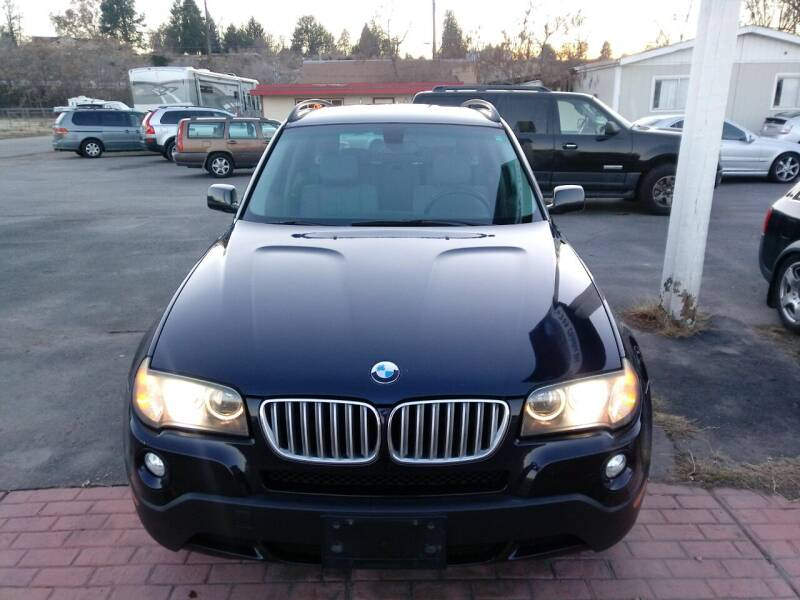 2007 BMW X3 for sale at Marvelous Motors in Garden City ID