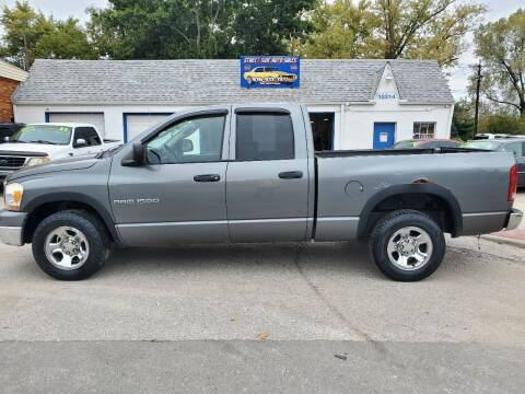 2006 Dodge Ram Pickup 1500 for sale at Street Side Auto Sales in Independence MO