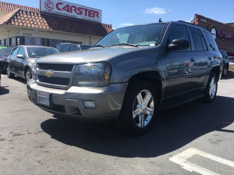 2008 Chevrolet TrailBlazer for sale at CARSTER in Huntington Beach CA
