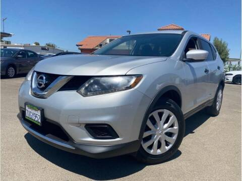 2016 Nissan Rogue for sale at MADERA CAR CONNECTION in Madera CA