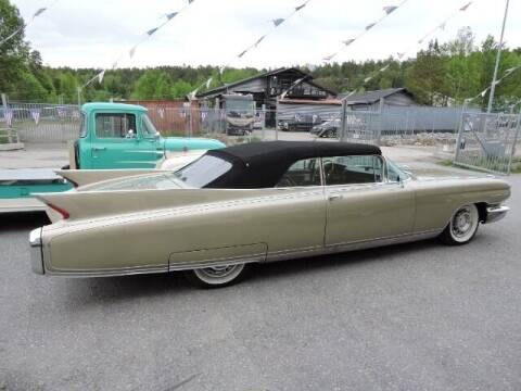 1960 Cadillac Eldorado for sale at BIG BOY DIESELS in Ft Lauderdale FL