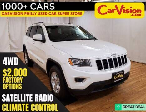 2015 Jeep Grand Cherokee for sale at Car Vision Buying Center in Norristown PA