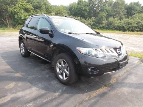 2010 Nissan Murano for sale at MATTESON MOTORS in Raynham MA