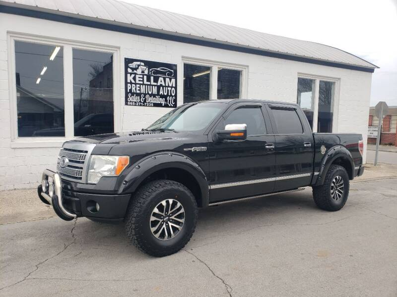 2010 Ford F-150 for sale at Kellam Premium Auto Sales & Detailing LLC in Loudon TN