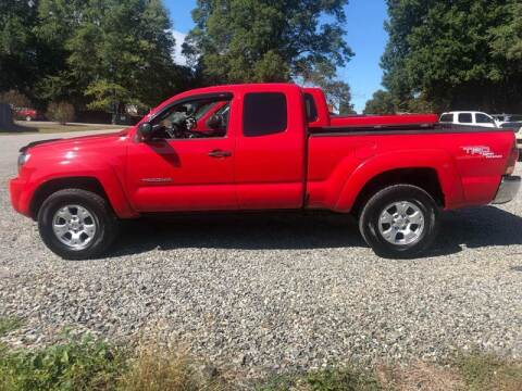 2006 Toyota Tacoma for sale at Venable & Son Auto Sales in Walnut Cove NC