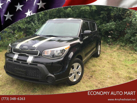 2016 Kia Soul for sale at ECONOMY AUTO MART in Chicago IL