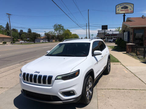 2020 Jeep Cherokee for sale at All Starz Auto Center Inc in Redford MI