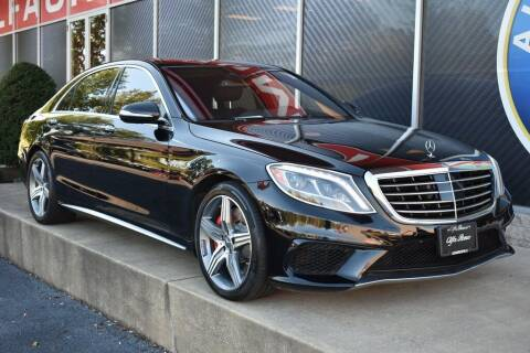 2015 Mercedes-Benz S-Class for sale at Alfa Romeo & Fiat of Strongsville in Strongsville OH