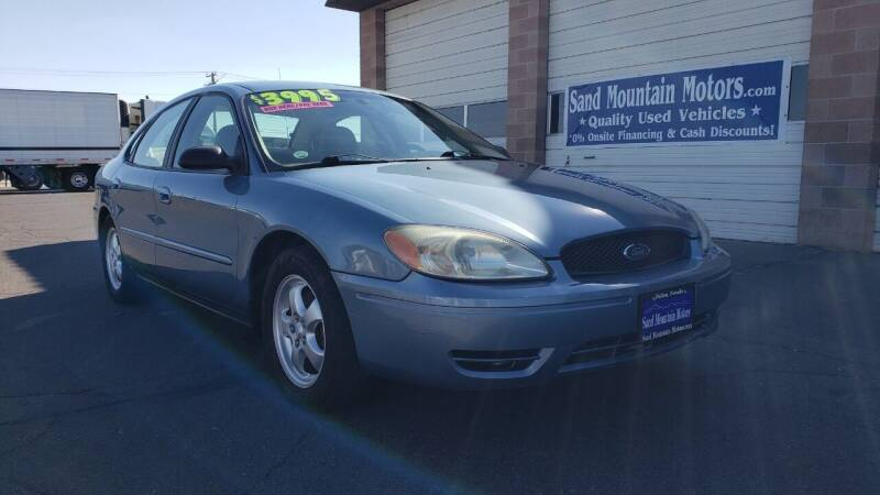 2006 Ford Taurus for sale at Sand Mountain Motors in Fallon NV