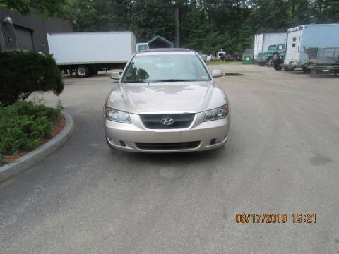2006 Hyundai Sonata for sale at Heritage Truck and Auto Inc. in Londonderry NH