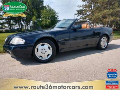 1992 Mercedes-Benz 300-Class for sale at ROUTE 36 MOTORCARS in Dublin OH