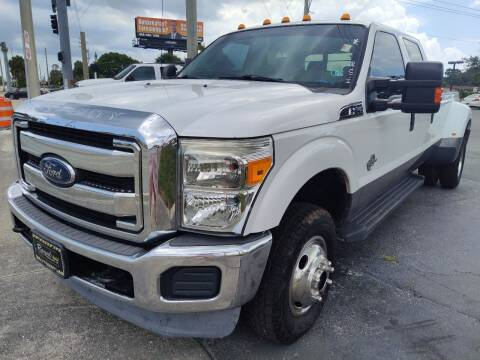 2013 Ford F-350 Super Duty for sale at Celebrity Auto Sales in Port Saint Lucie FL