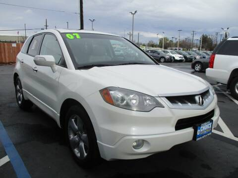 2007 Acura RDX for sale at Choice Auto & Truck in Sacramento CA
