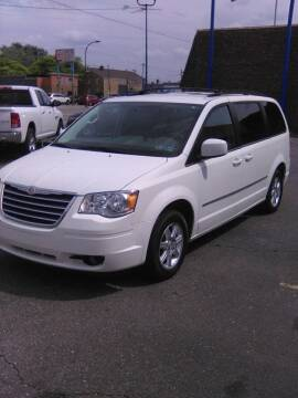 2010 Chrysler Town and Country for sale at GREAT DEAL AUTO SALES in Center Line MI