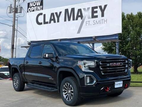 2019 GMC Sierra 1500 for sale at Clay Maxey Fort Smith in Fort Smith AR