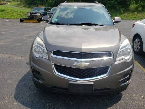 2012 Chevrolet Equinox for sale at KANE AUTO SALES in Greensburg PA