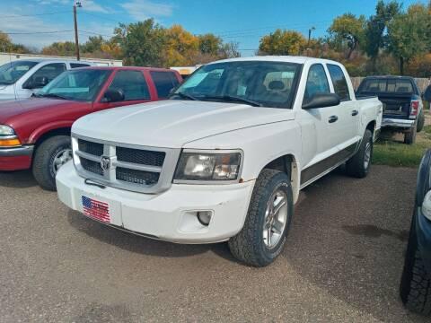 2010 Dodge Dakota for sale at L & J Motors in Mandan ND