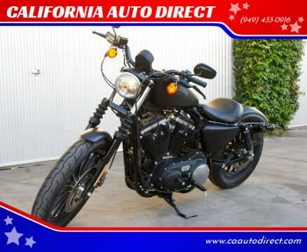 2015 Harley-Davidson IRON 883 XL for sale at CALIFORNIA AUTO DIRECT in Costa Mesa CA